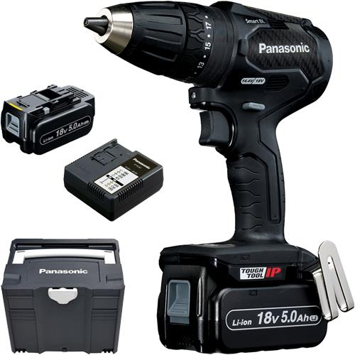 Panasonic EY79A3 18V Brushless Combi Drill (2x 5Ah)
