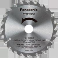 Panasonic Circular Saw Blades