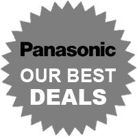 Panasonic DEALS
