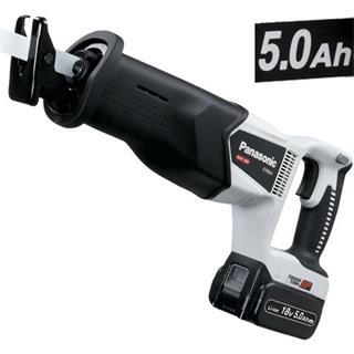 Panasonic EY45A1 18v Reciprocating Saw (5Ah)