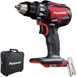 Panasonic EY74A2 Dual Voltage Drill Driver (Naked in Case)