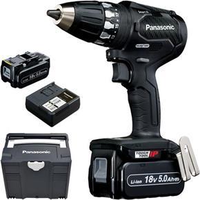 Panasonic EY74A3 14.4V/18V Brushless Drill Driver (2x 5Ah)