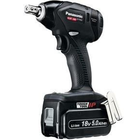 Panasonic EY75A2 18V 1/2' Impact Wrench (2x 5Ah)