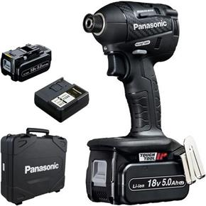Panasonic EY75A7 Dual Voltage Impact Driver (18V 5.0Ah)
