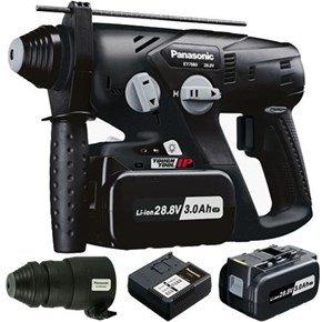 Panasonic EY7880 28.8V SDS Hammer Drill (2x 3Ah)