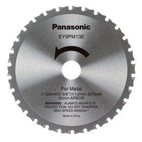 Panasonic 135mm 30T Circular Saw Blade (Metal)