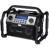 Panasonic Cordless Radios & Speakers