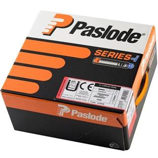 Paslode 63mm Ring Galv+ Nails IM360Ci IM90 3750pk