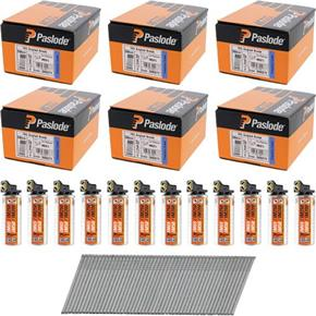 *6 PACK DEAL* Paslode 38mm Angle Brads (6x 2000pk)