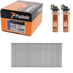 Paslode Straight Brads 38mm (Box 2000)