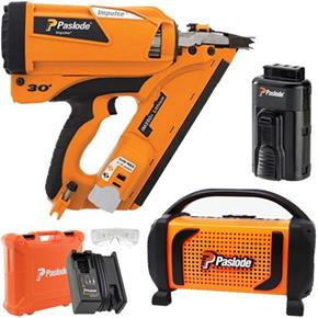 Paslode IM350+ Lithium Framing Nailer with Bluetooth Speaker (1x 2.1Ah)