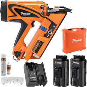 Paslode IM360Ci Framing Nailer (2x Batteries)