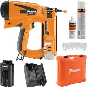 Paslode IM50 18G Fine Finish Nailer with Bluetooth Speaker (2.1Ah)