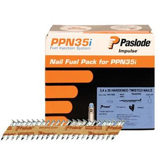 Paslode 35mm PPN Placement Twist Nails