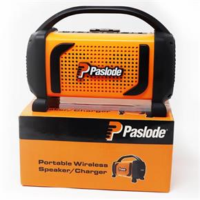 Paslode Portable Bluetooth Speaker/Charger (Naked)