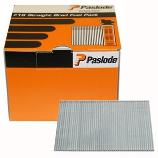 Paslode S/Steel Straight Brads 50mm (Box 2000)