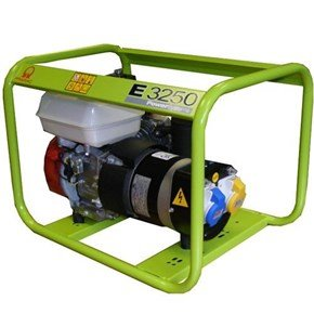 Pramac E3250 Petrol Generator 2.4kVA