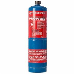 Rothenberger Propane Gas Cartridge