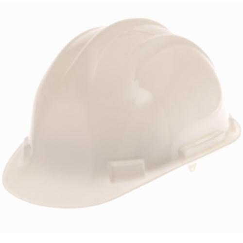 Scan Hard Hat - White