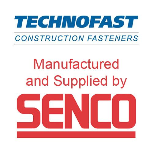 Senco Technofast 3.9x 25mm DW-Light Steel Collated Screws (1000pk)