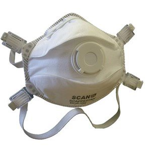 Scan FFP3 Disposable Masks (2pk)