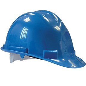 Scan Hard Hat - Blue