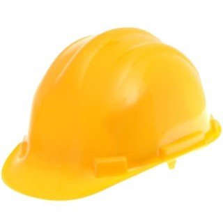 Scan Hard Hat - Yellow