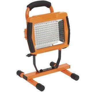Sealey 108 LED Orange Rechargable Li-ion Floodlight