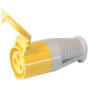 110v 16A 3-Pin Coupler