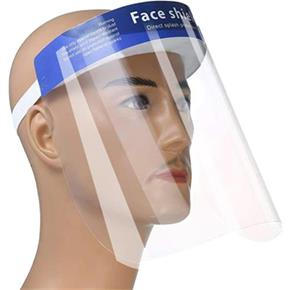 Splash Protection Face Shield