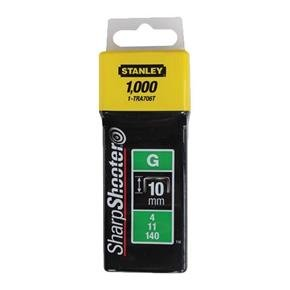 Stanley 10mm Heavy-Duty Staples (1000pk)