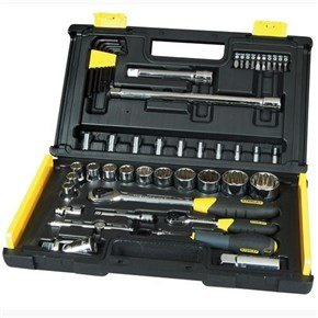 Stanley 194658 Microtough Socket Set (50pcs)