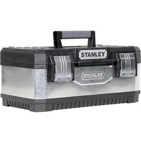Stanley Galvanised Metal Toolbox 195619