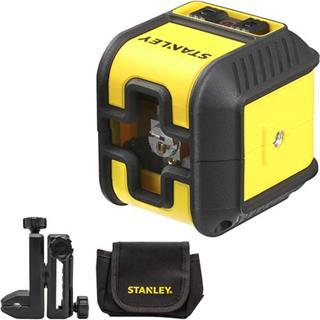 Stanley Cubix Cross-Line Laser + Bracket