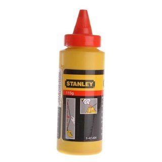 Stanley Red Chalk Refill 147404