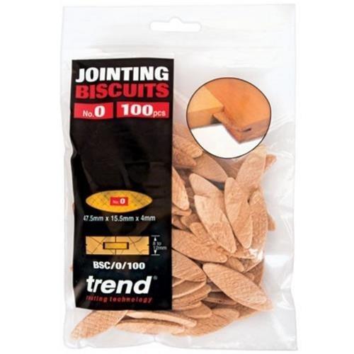 Trend BSC/0/100 No.0 Biscuits (100pcs)