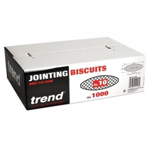 Trend  BSC/10/1000 No.10 Biscuits (1000pcs)