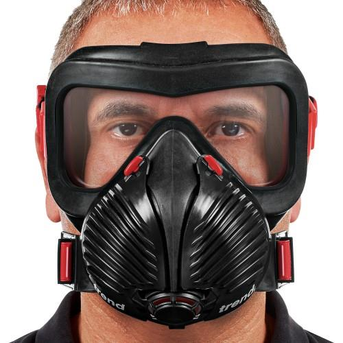 Trend Air Stealth Vis P3 Respirator Mask