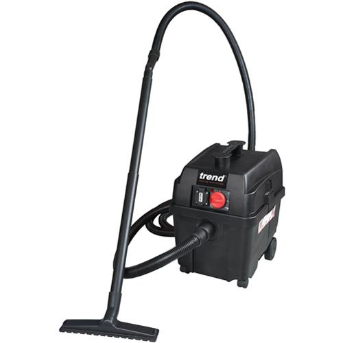Trend T35A Wet & Dry M Class Dust Extractor 27L