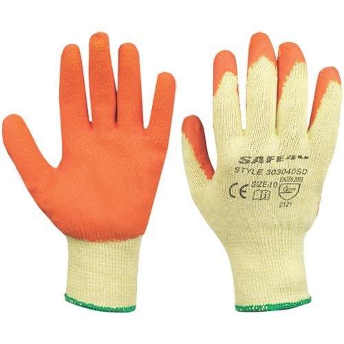 Latex-Coated Grip Gloves (12pk)