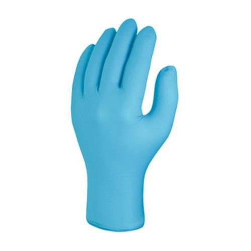 Powder-Free Nitrile Disposable Gloves (Box 100)
