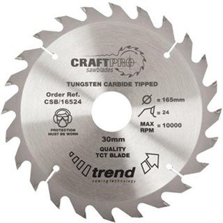 Trend CSB/15024 CraftPro Sawblade