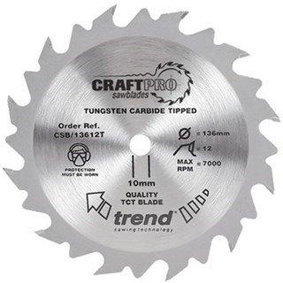 Trend CSB/15024TB CraftPro Thin Sawblade
