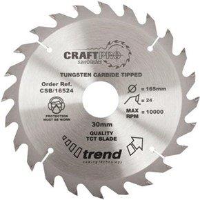 Trend CSB/18024 CraftPro Sawblade