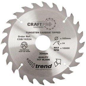 Trend CSB/18424A CraftPro Sawblade