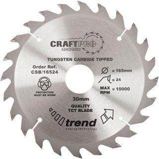 Trend CSB/18430 CraftPro Sawblade