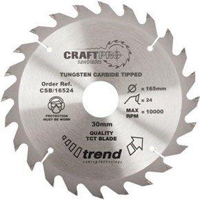 Trend CSB/18430A CraftPro Sawblade