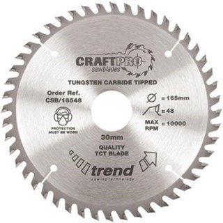 Trend CSB/18440A CraftPro Sawblade