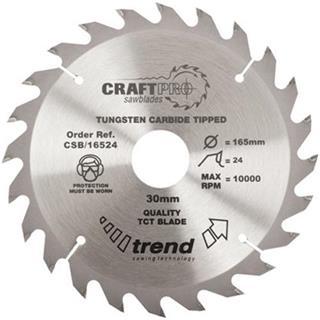 Trend CSB/23024 CraftPro Sawblade
