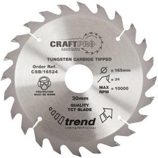 Trend CSB/23524 CraftPro Sawblade